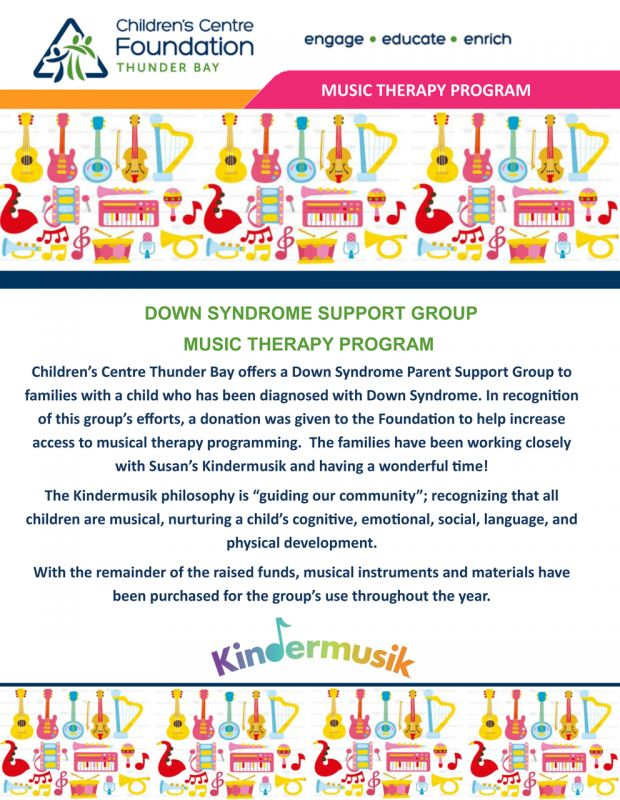 Down Syndrome Support Group